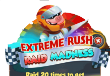 Schools Out Raid Madness Event